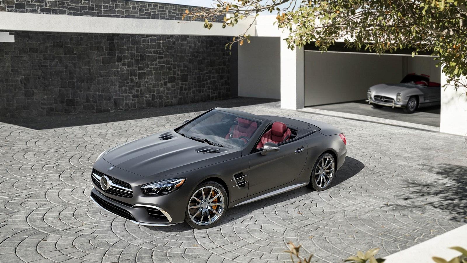 Mercedes SL65 AMG - $3,797
