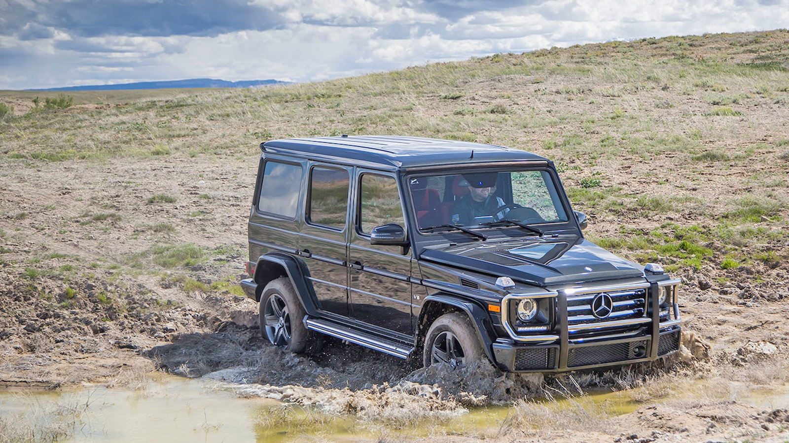 Some Reasons Why the G-Class is the Best for Off-Roading