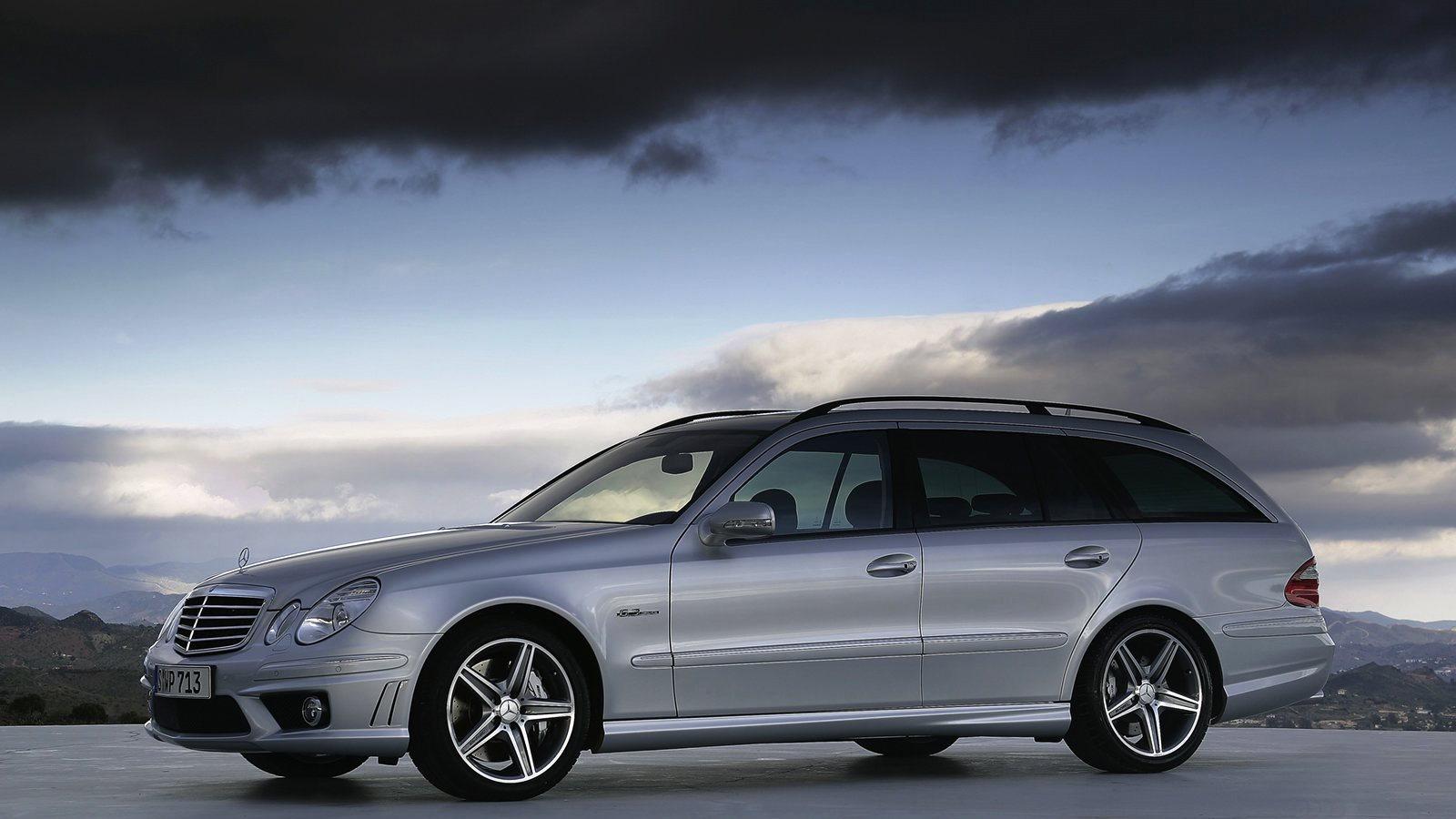 Mercedes-Benz W211 AMG E55/E63 Wagon