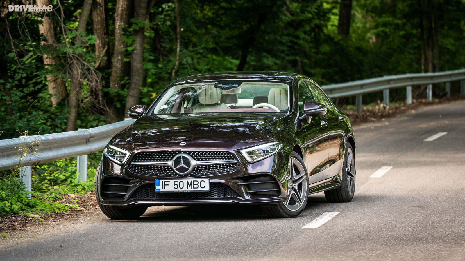 Drive Mag Reviews the 2019 CLS