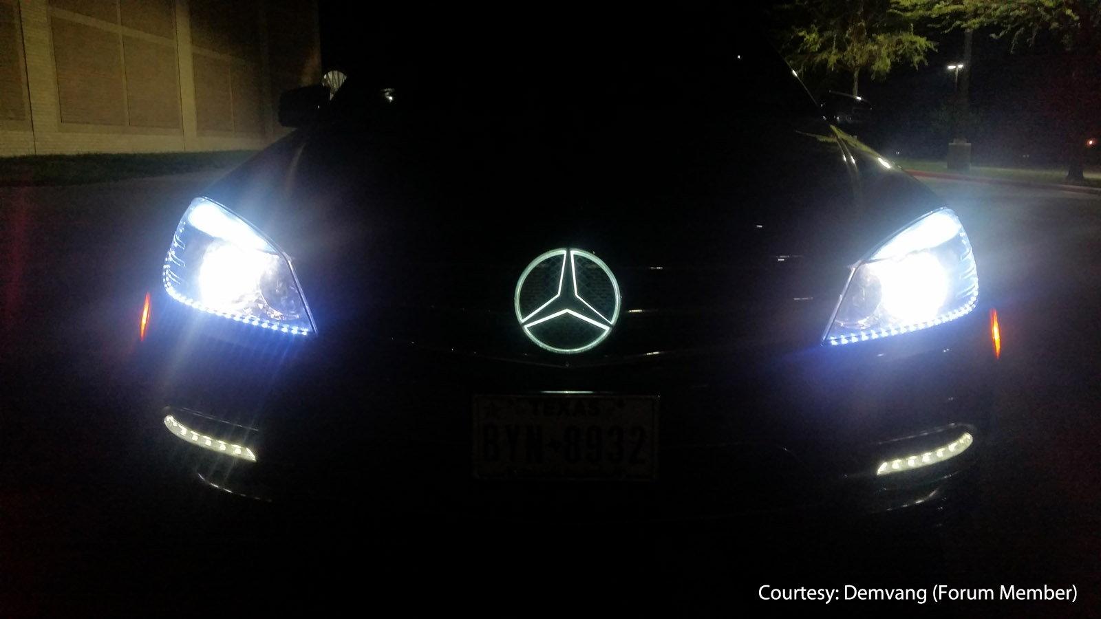 M-B Emblem
