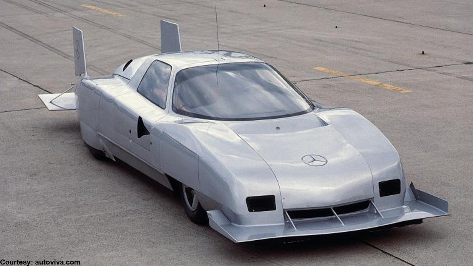 Mercedes-Benz C 111-IV