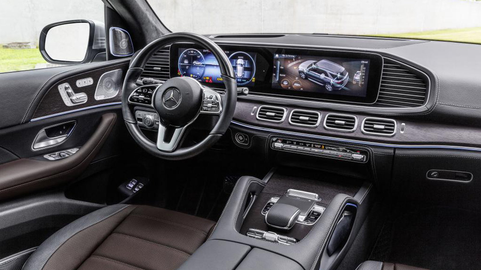 New Mercedes GLE: From Sketch to Reality