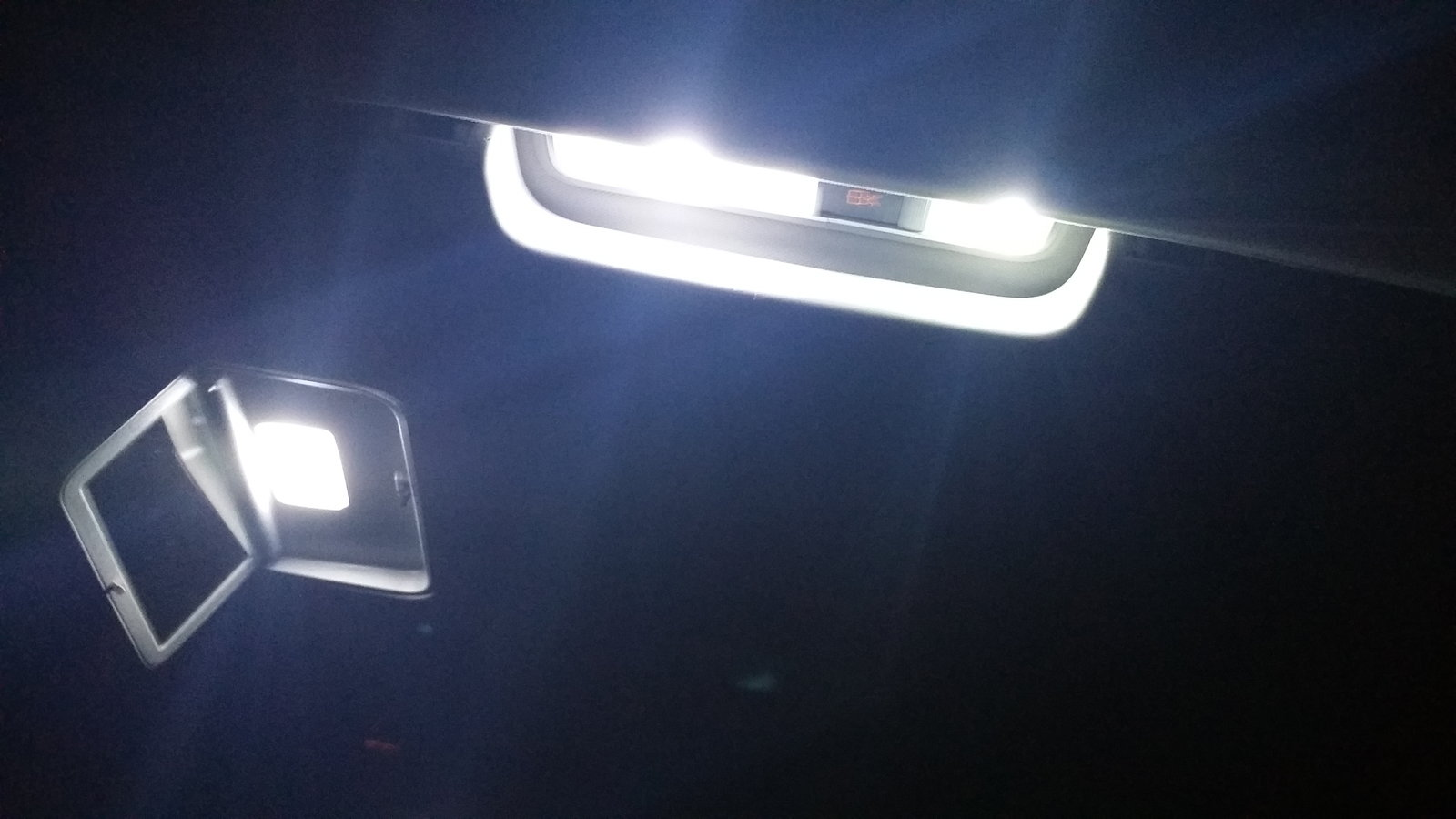 Replace Dome Lights