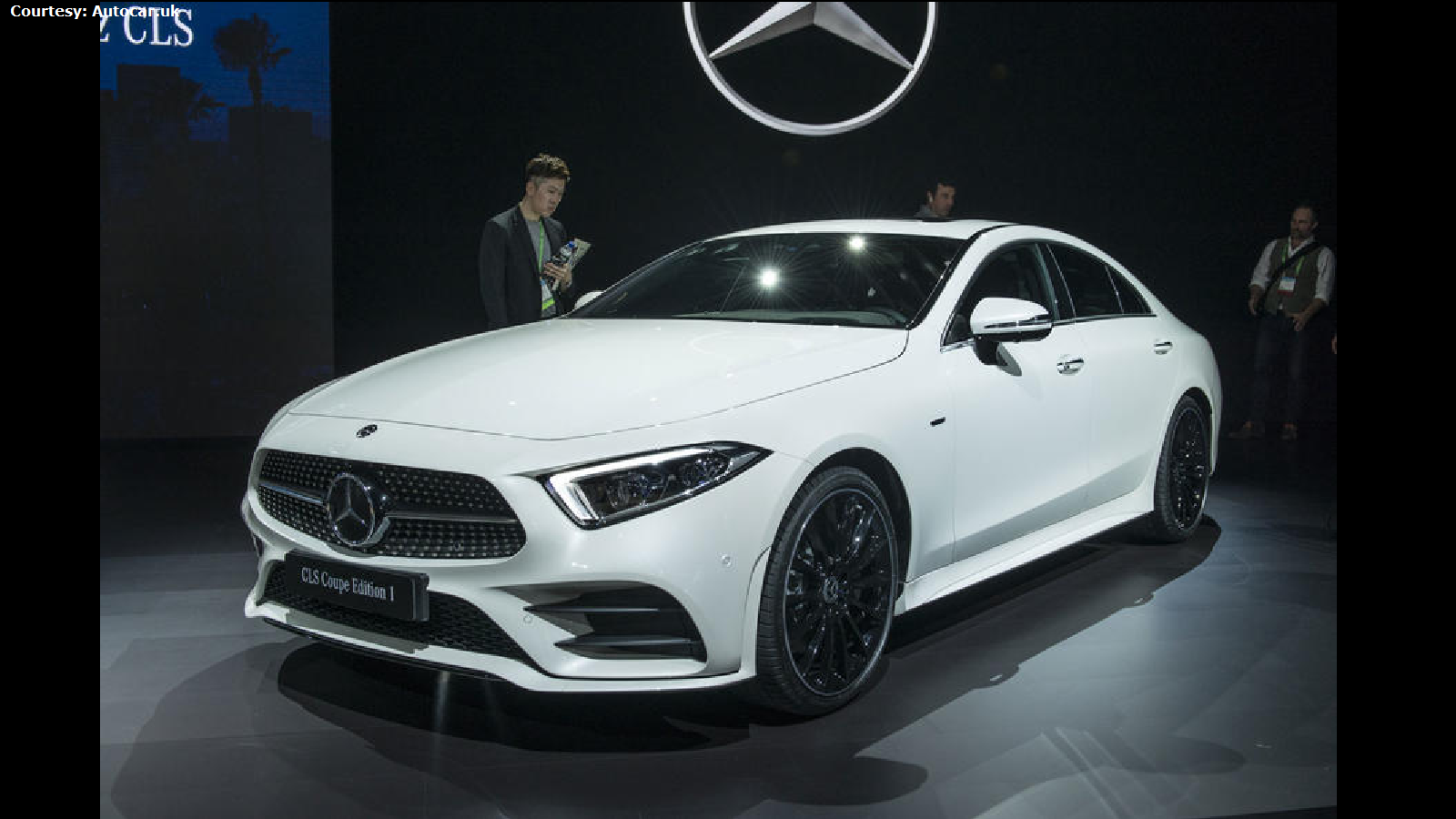 The Freshly Redesigned Mercedes CLS Class