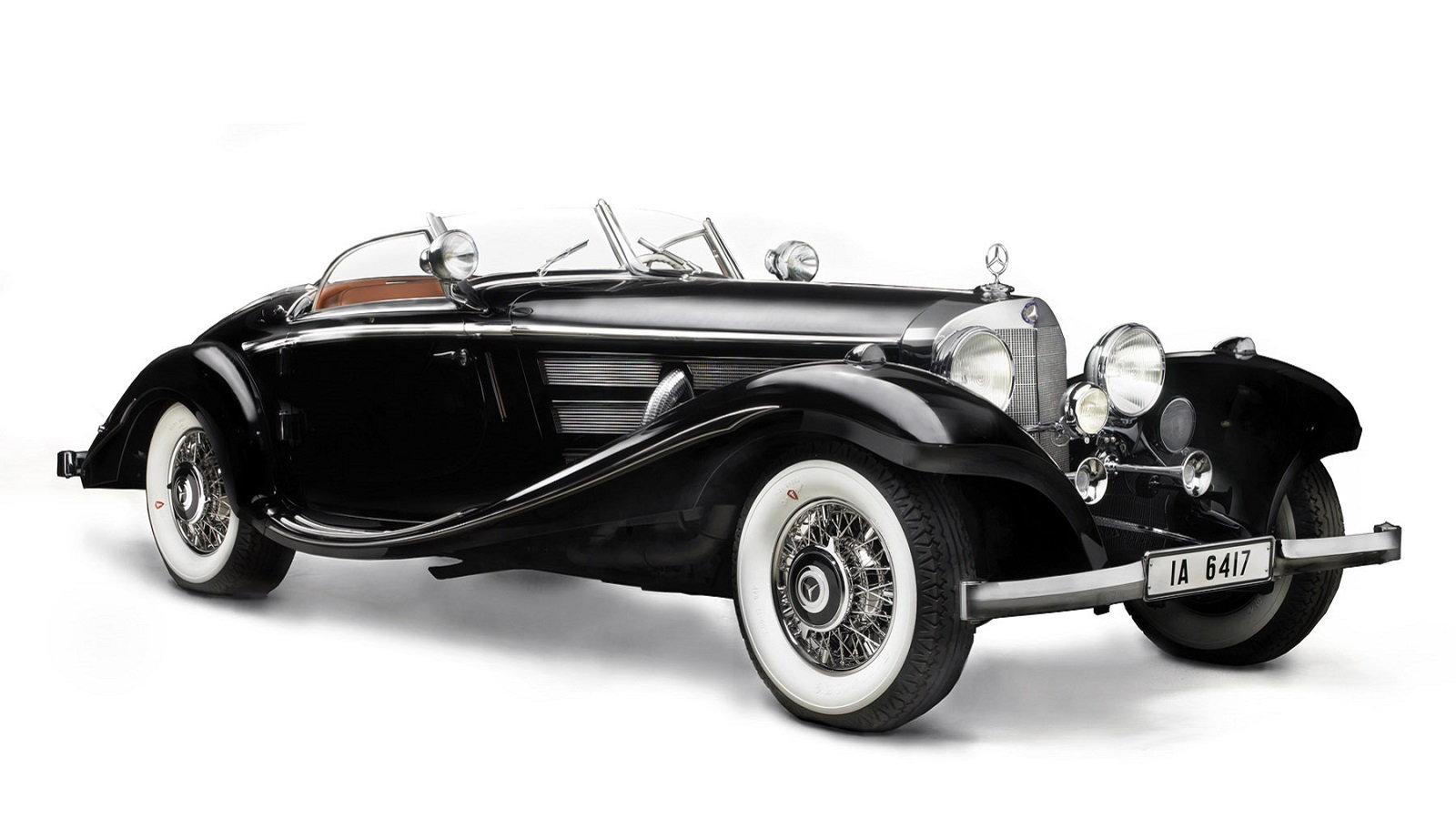1936 Mercedes-Benz 540 K Special Roadster