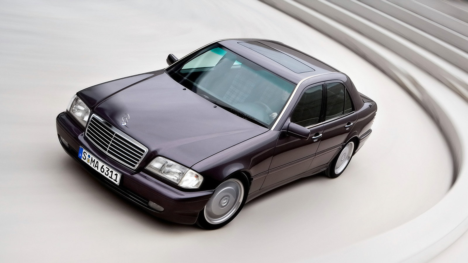 1993 C36 AMG