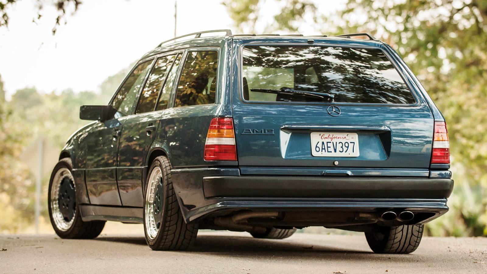 Mercedes-Benz W124 300TE AMG Wagon - The Hammer Wagon