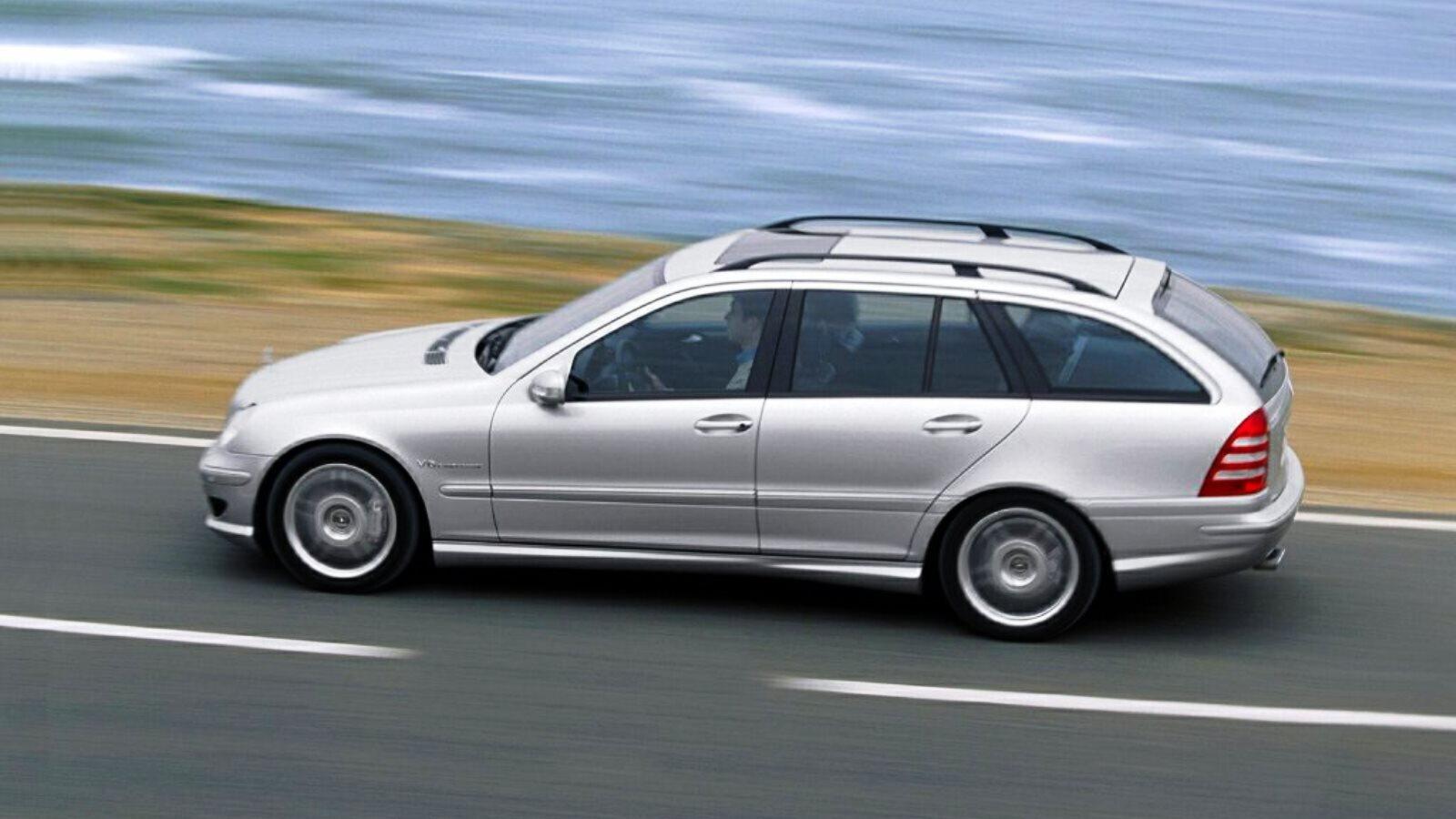Mercedes-Benz W203 AMG C30T CDI Wagon