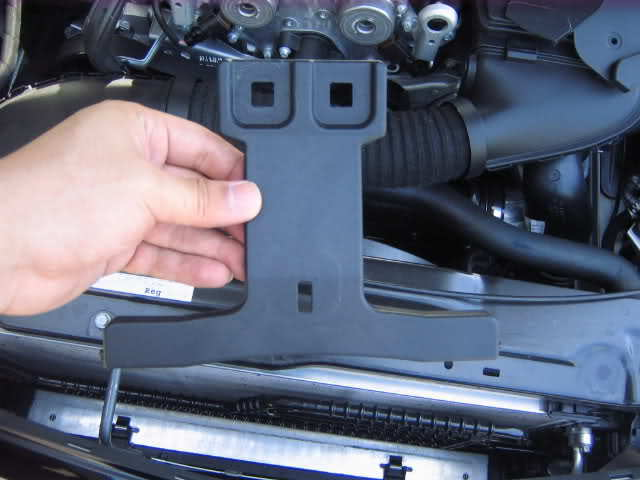 Mercedes-Benz C-Class w204 How to Repair Lower Grill Mesh