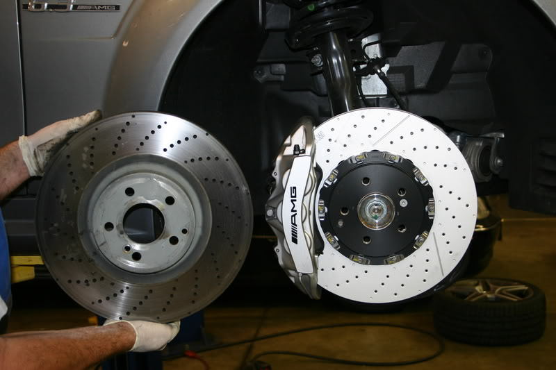 Mercedes Benz Brake Pads And Rotors >> Mercedes-Benz E-Class and E-Class AMG Why Do Brakes Squeak - Mbworld