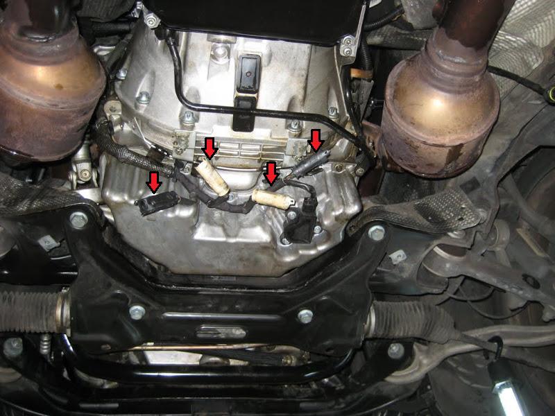 Mercedes Benz E Class AMG w211 How to Replace Oxygen Sensor