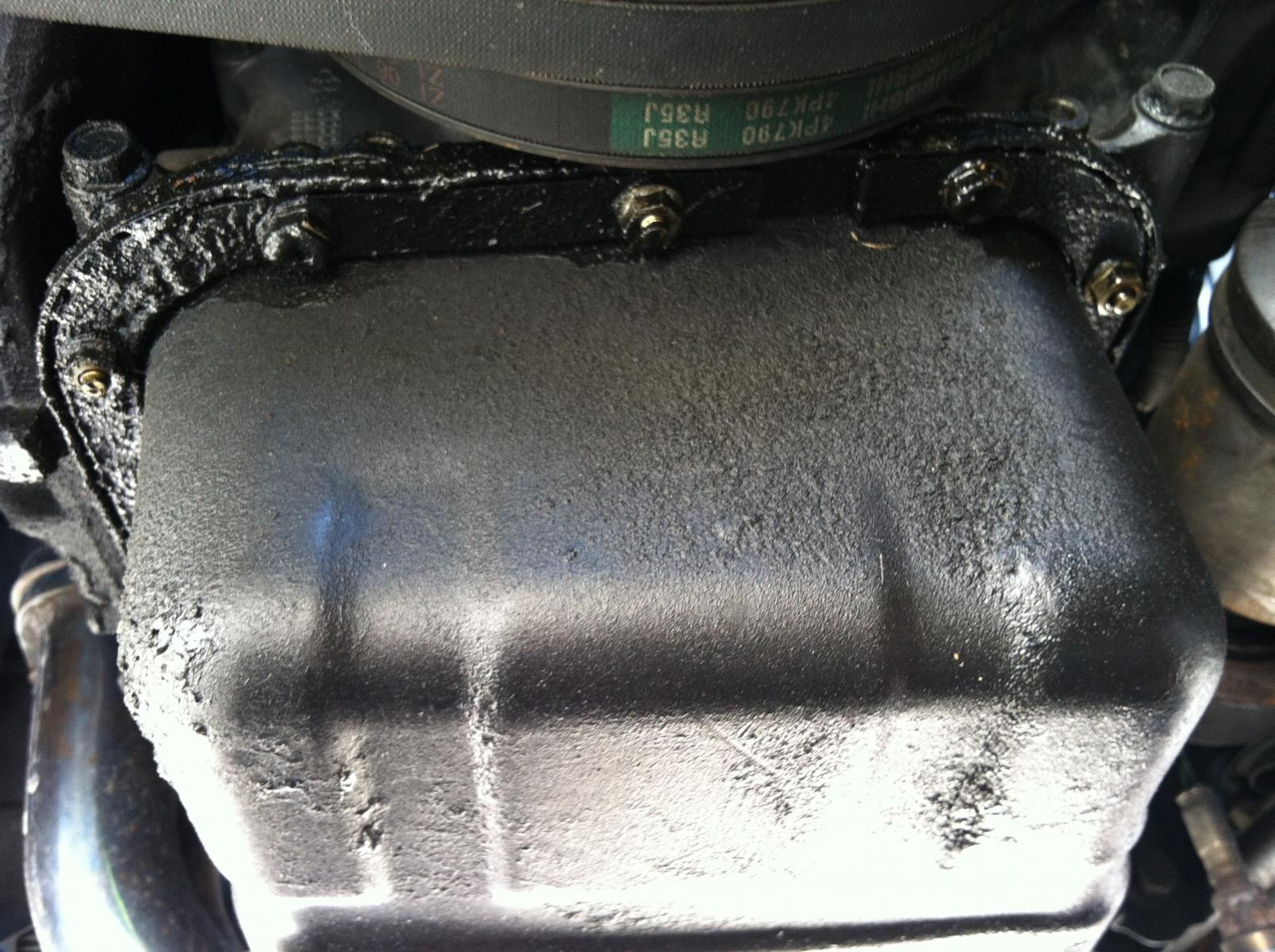 Ford Mustang Gt 2005 To 2014 Why Is Car Leaking Oil