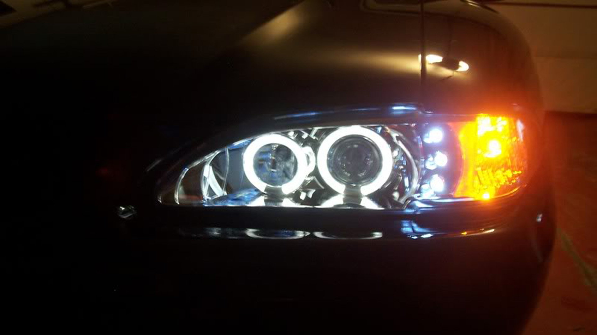 ford mustang v6 and mustang gt 1994 2004 how to install halo headlights mustangforums ford mustang v6 and mustang gt 1994