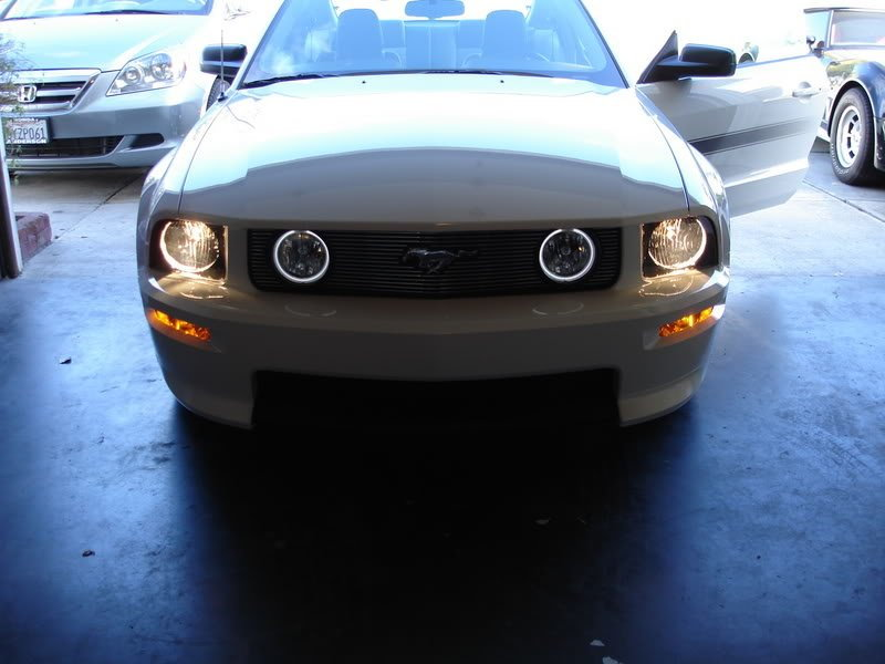Wiring Foglights To Turn On Off With Parking Lights Ford Mustang