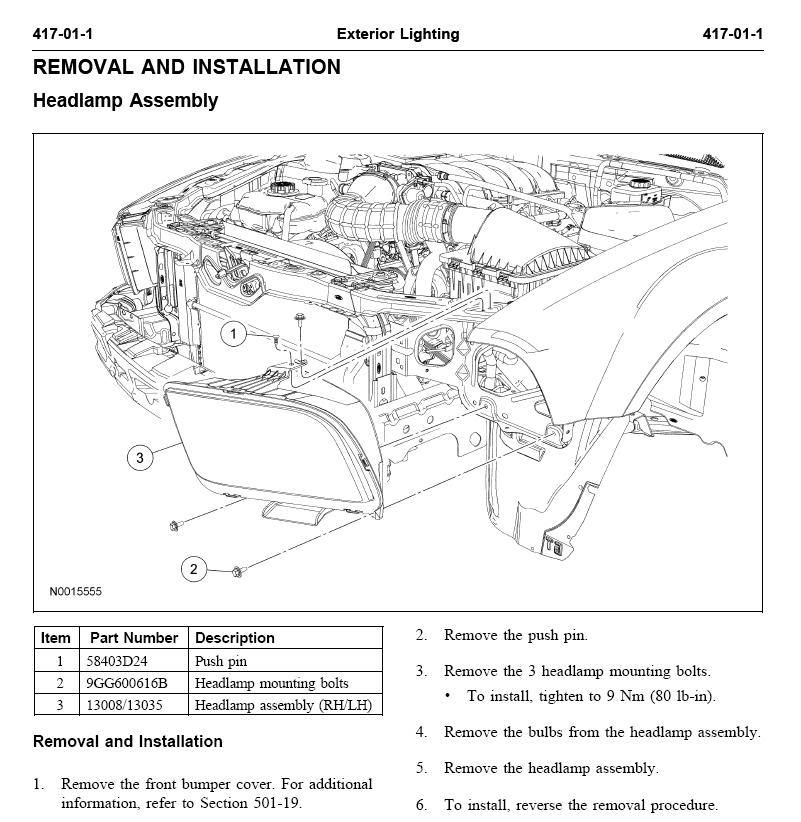 Ford Mustang V6 And Mustang Gt 2005 To 2014 How To Install