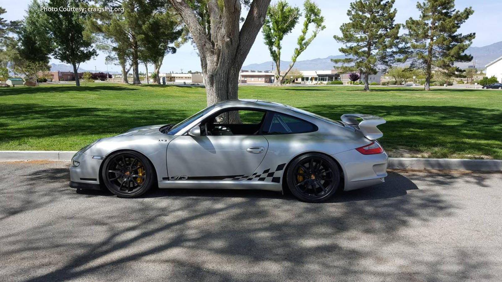 LS Swapped Porsche 911 GT3 Found on CraigsList (photos