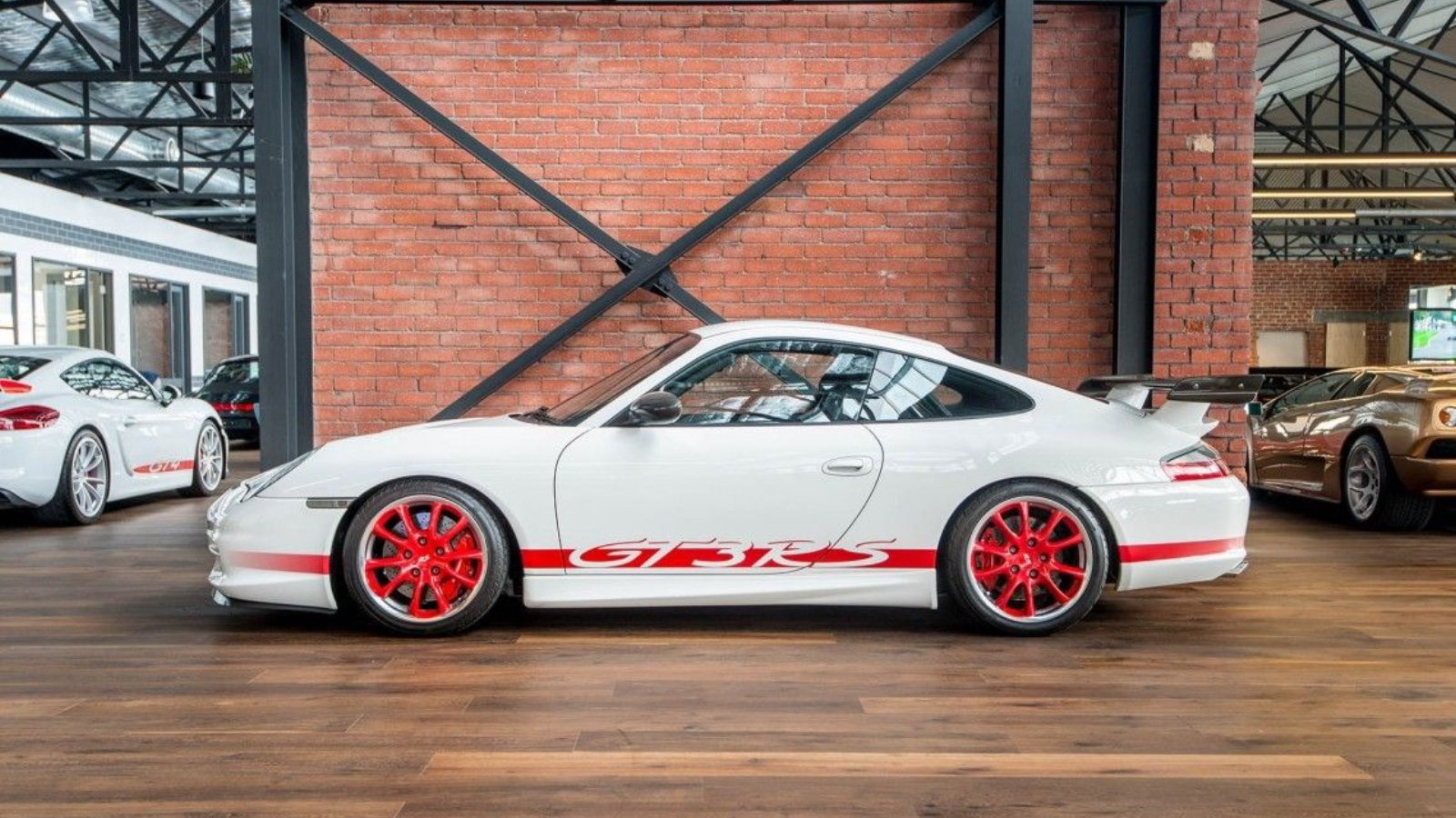 That Time A 996 Gt3 Rs Magically Made It To America Rennlist