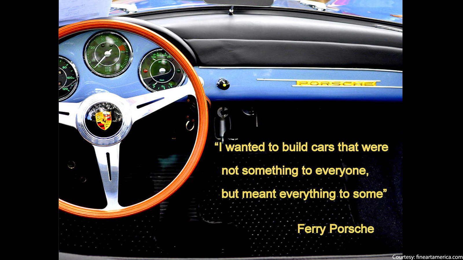 7 Great Quotes about Porsche
