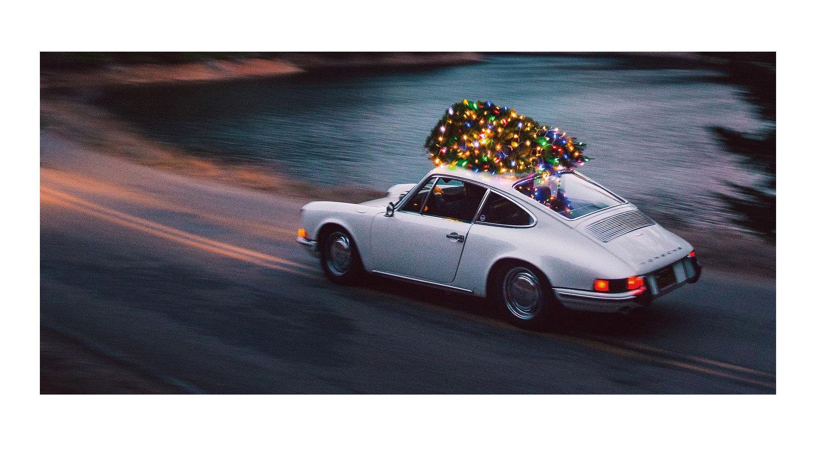 Rennlist Christmas 2020 9 Porsches Bringing Home Christmas Trees | Rennlist