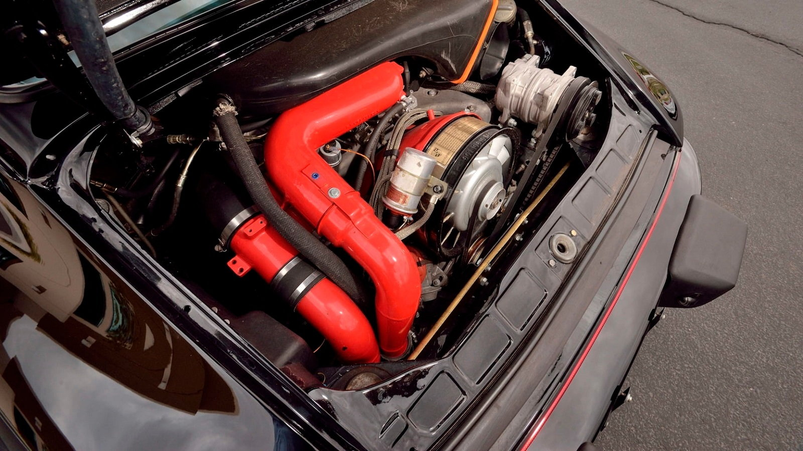 Triple Black Porsche 930 Turbo: Pure Retro Perfection | Rennlist