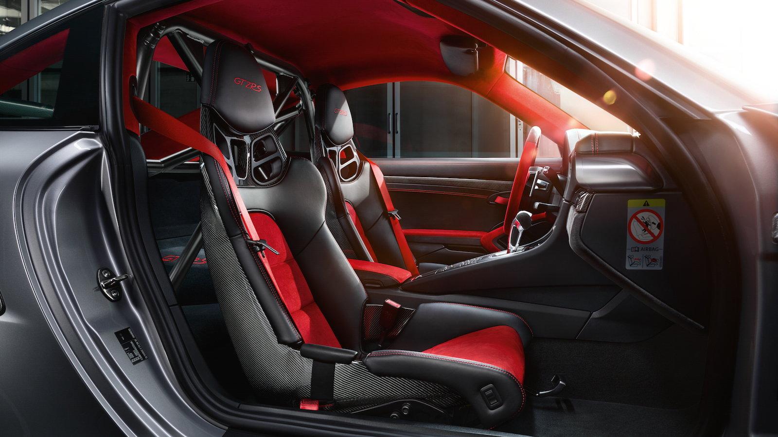 GT2 RS vs the 2019 Corvette ZR1