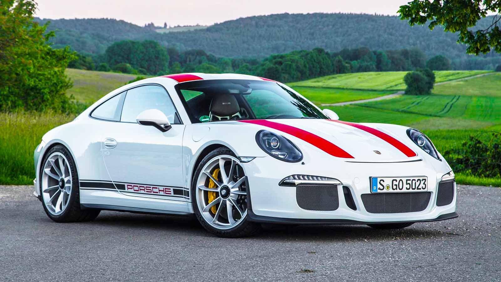 Classic or Current Porsche