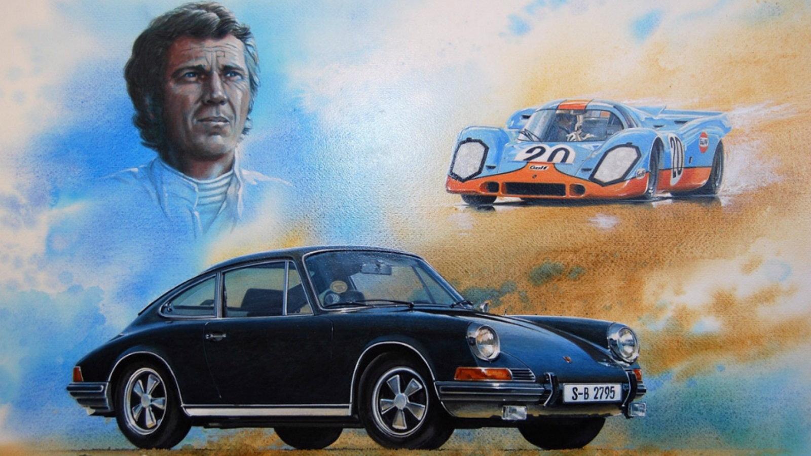Porsche movie marathon