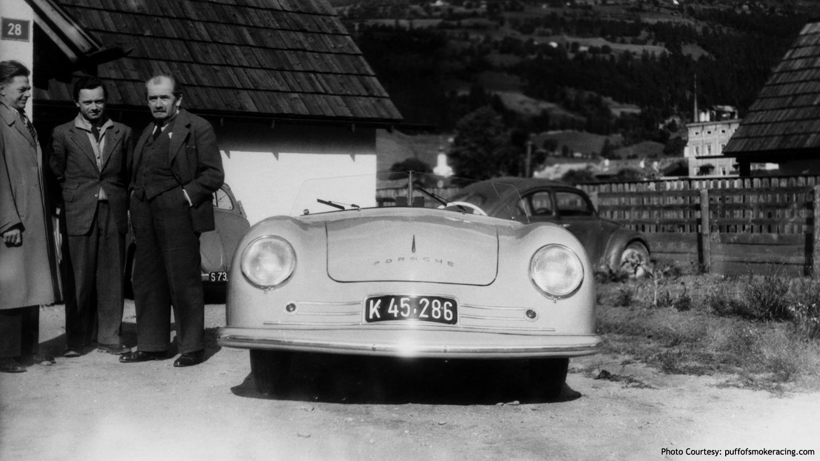 6 things you should know about Dr. Ferdinand Porsche - Rennlist on