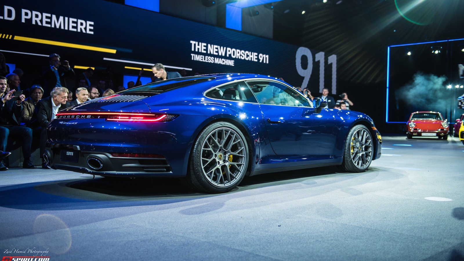 5 Big Changes About the 2020 911