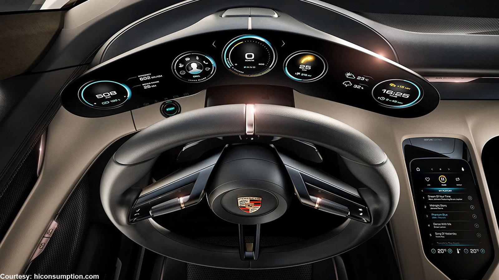 Driver Display Movement