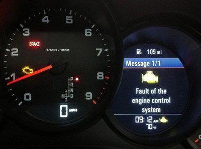 Porsche 997 Trouble Codes | Rennlist