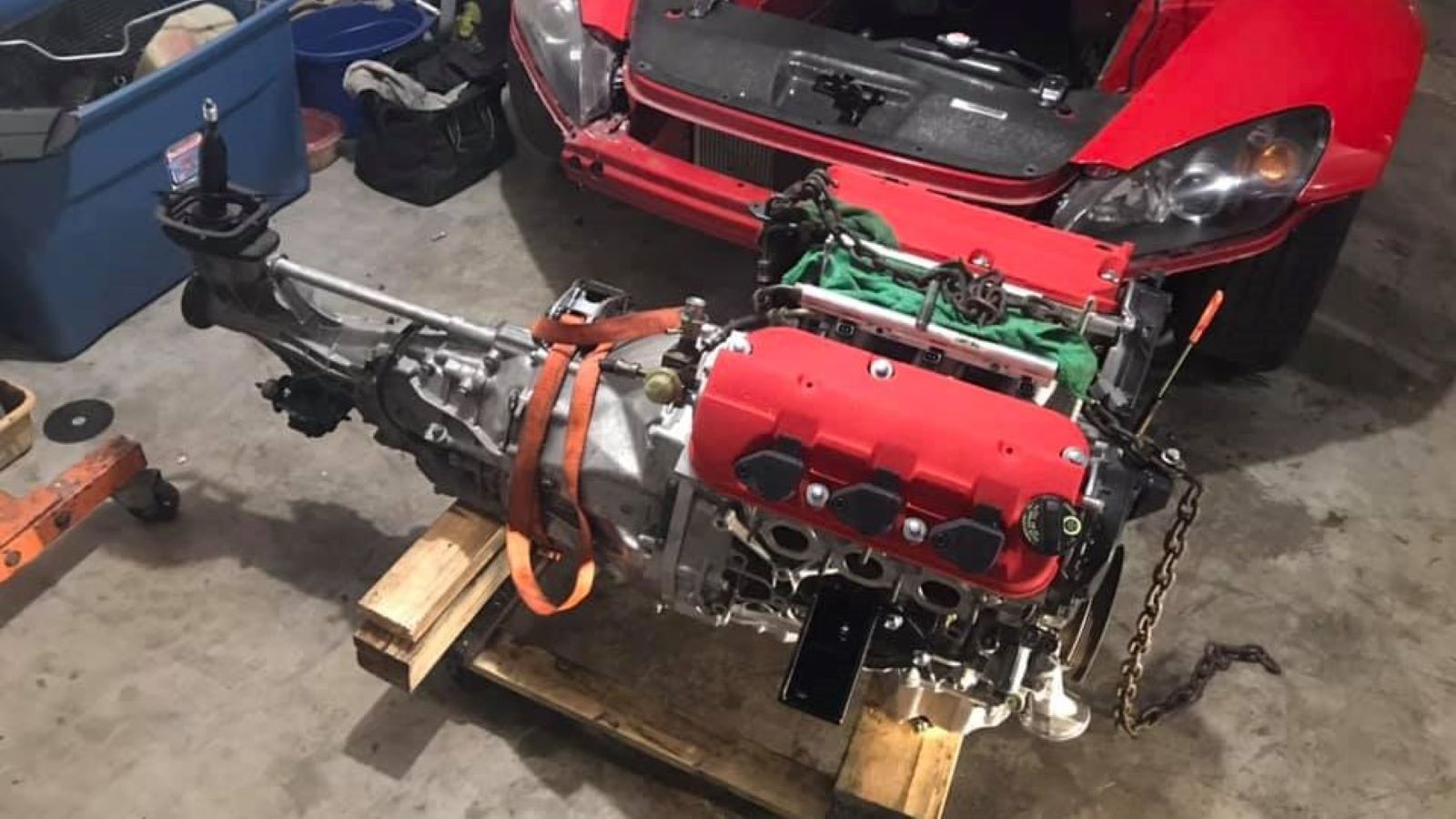 S2000 Features An Acura Tl Type S Engine Swap S2ki