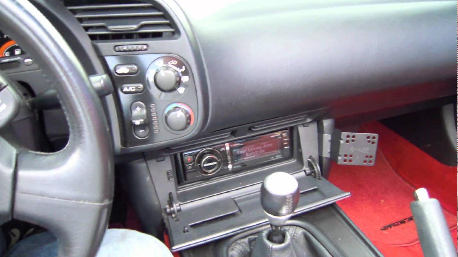 Panel-accessed audio system