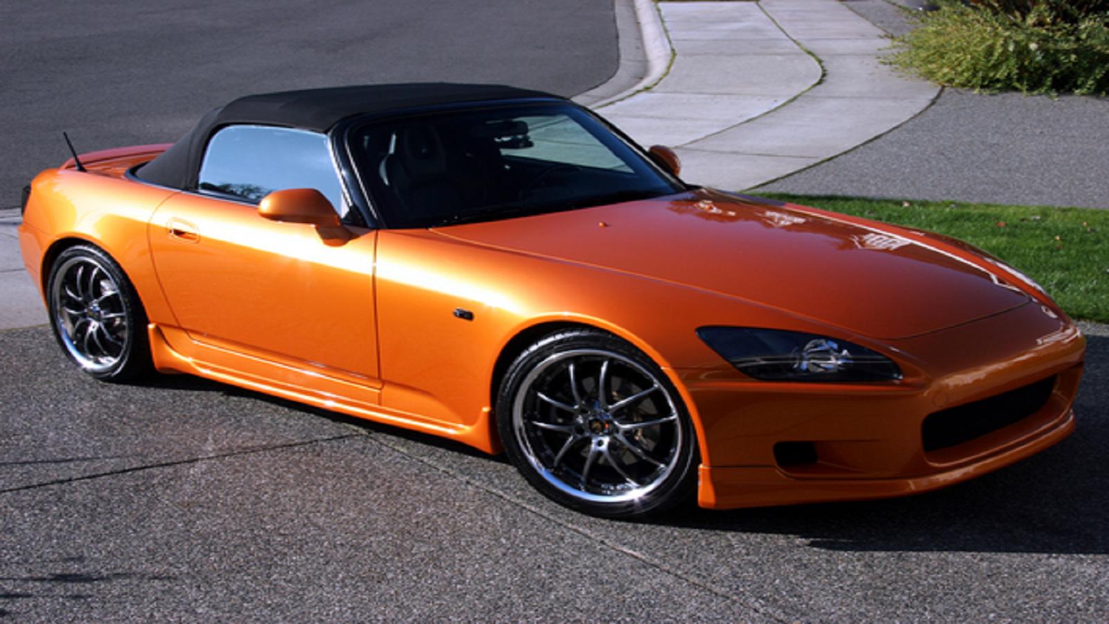 Imola Orange S2000