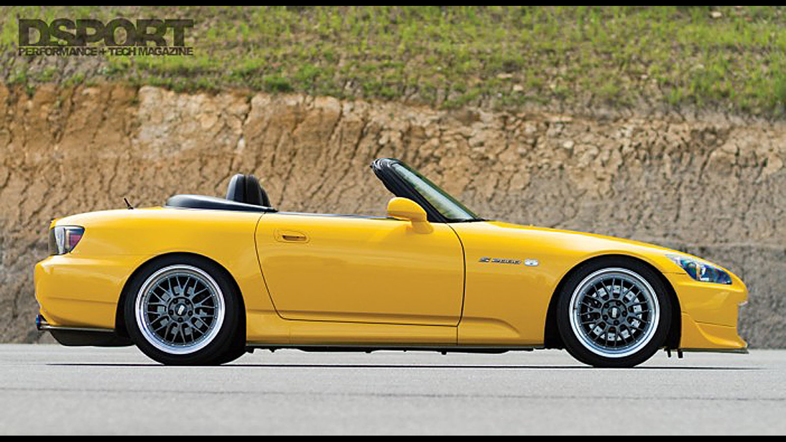 Turbocharged S2K Produces Over 600HP