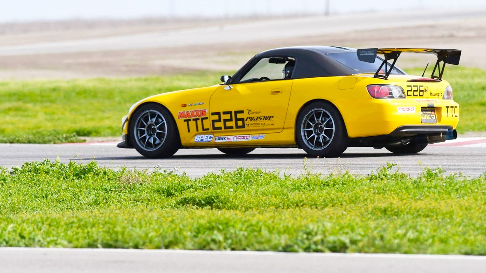 Some of the Best Tracks and Your S2000