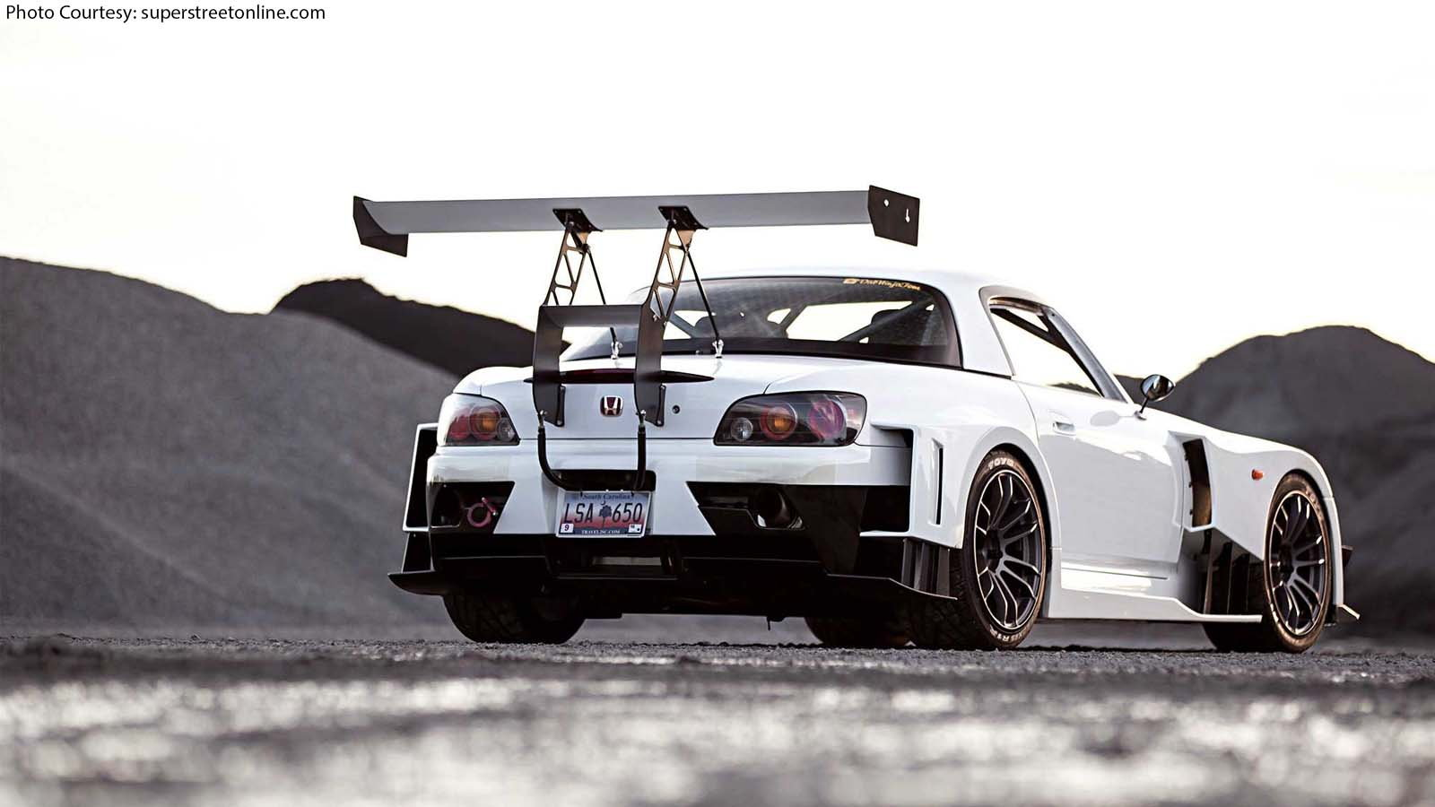 Science of Speed, AP1, Track Car
