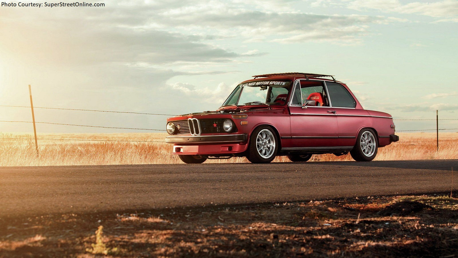 A Classic BMW Gets New Life with an F20C