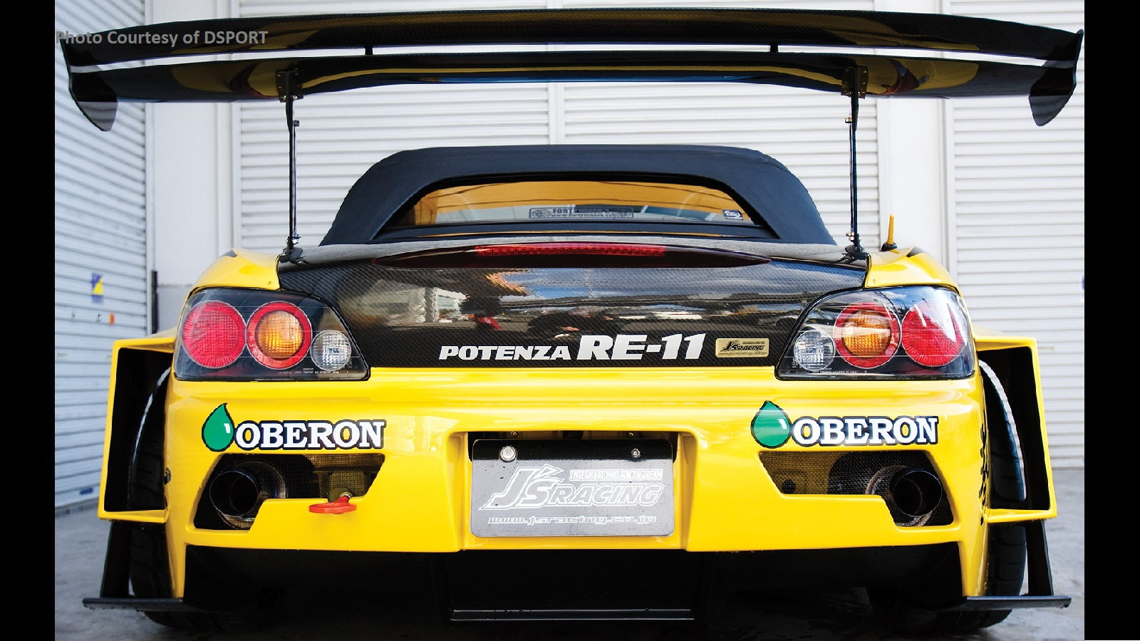 This Race-Ready S2K is Anything But Subtle