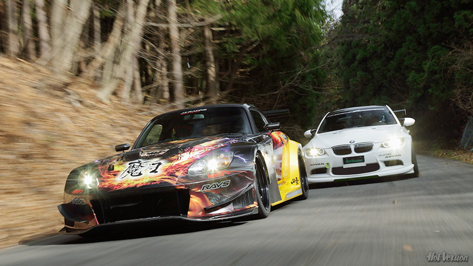 J's Racing Touge Maou