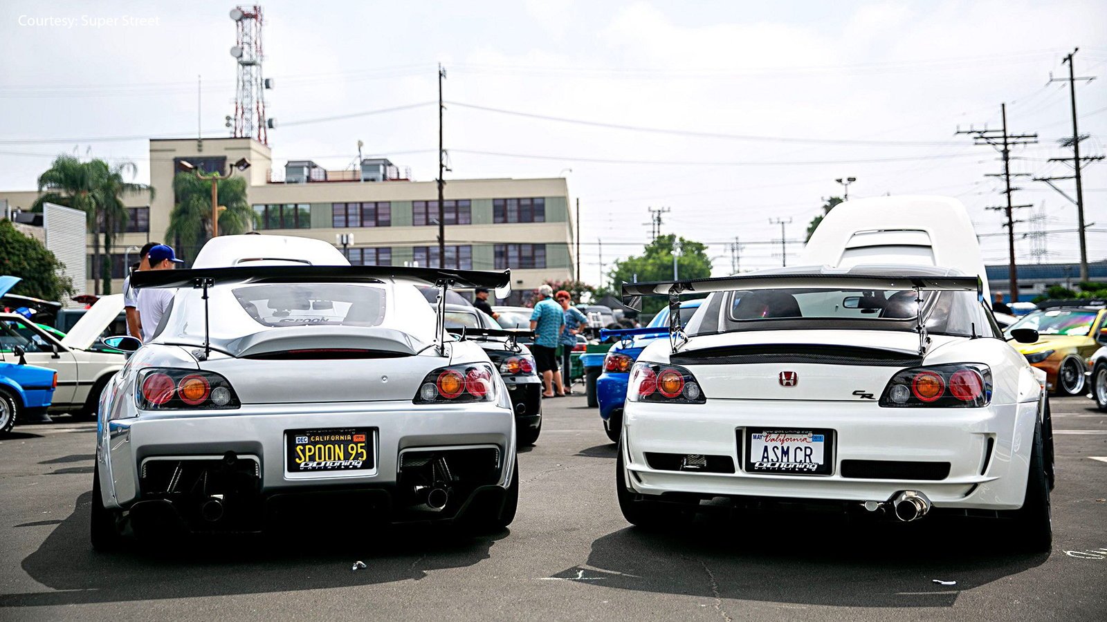 Nisei Car Week: Anime on Wheels