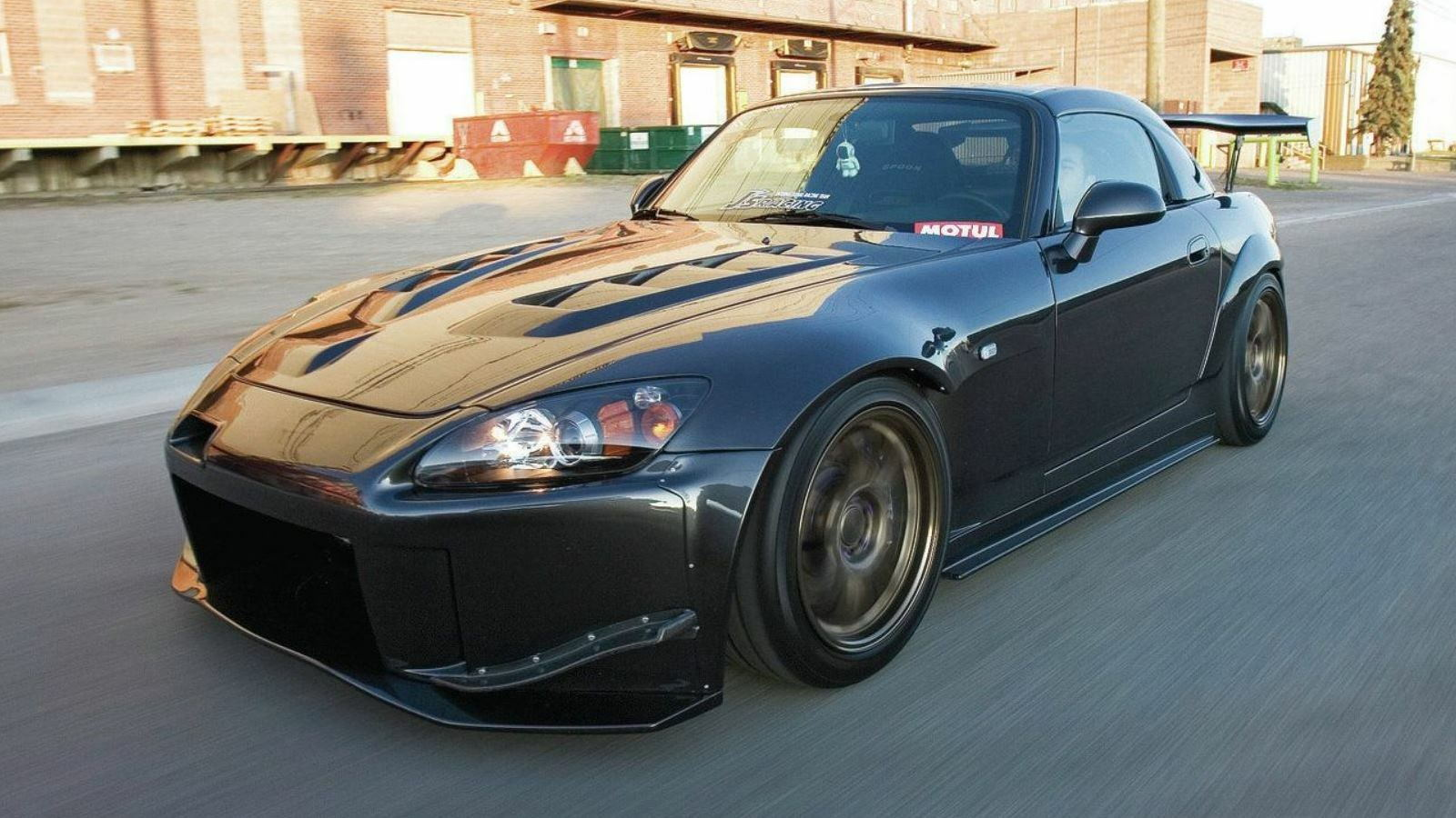 Track-Focused Honda S2000 From Canada