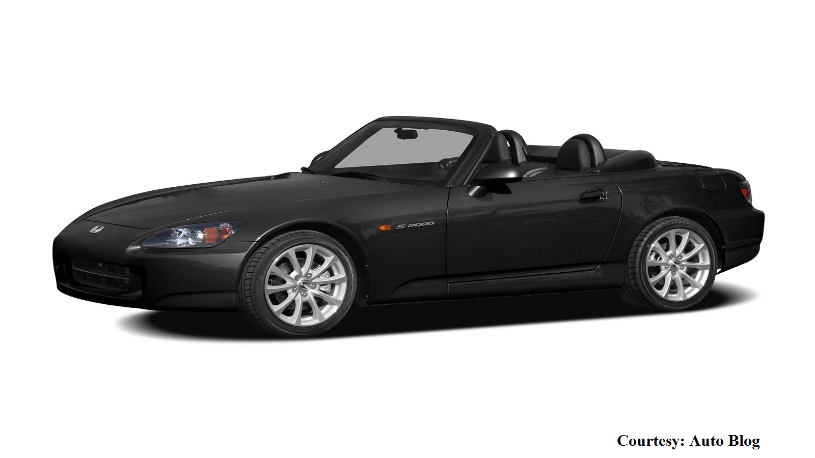The new car is potentially intended as a successor to the S2000