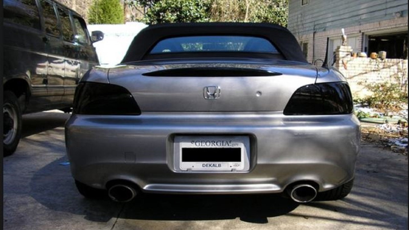 Blacked Out Tails