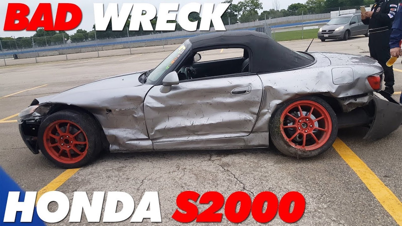 Why Things Fail at the Race Track