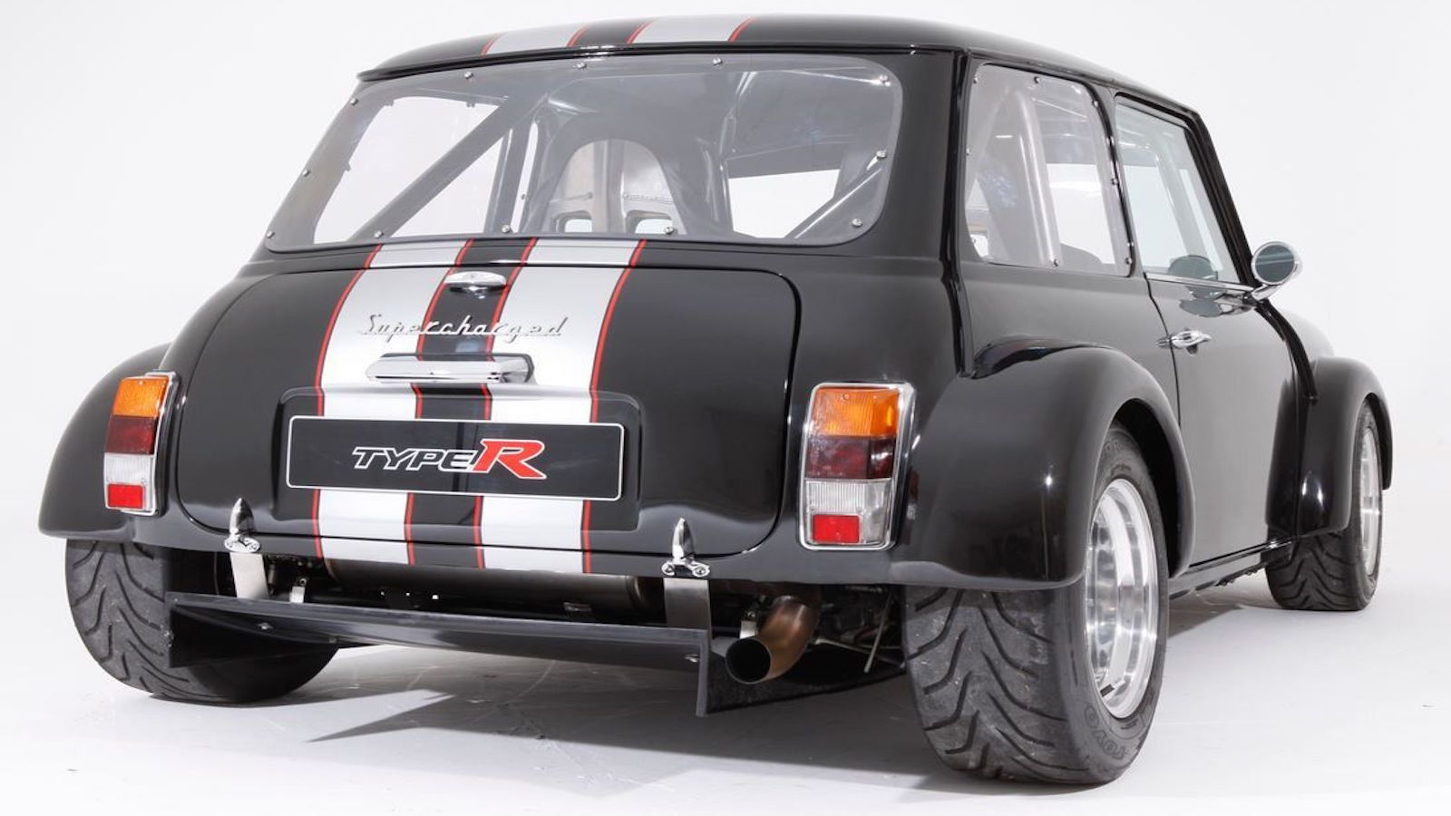 Zcars K20 Mini Cooper is the Best of All Things Honda