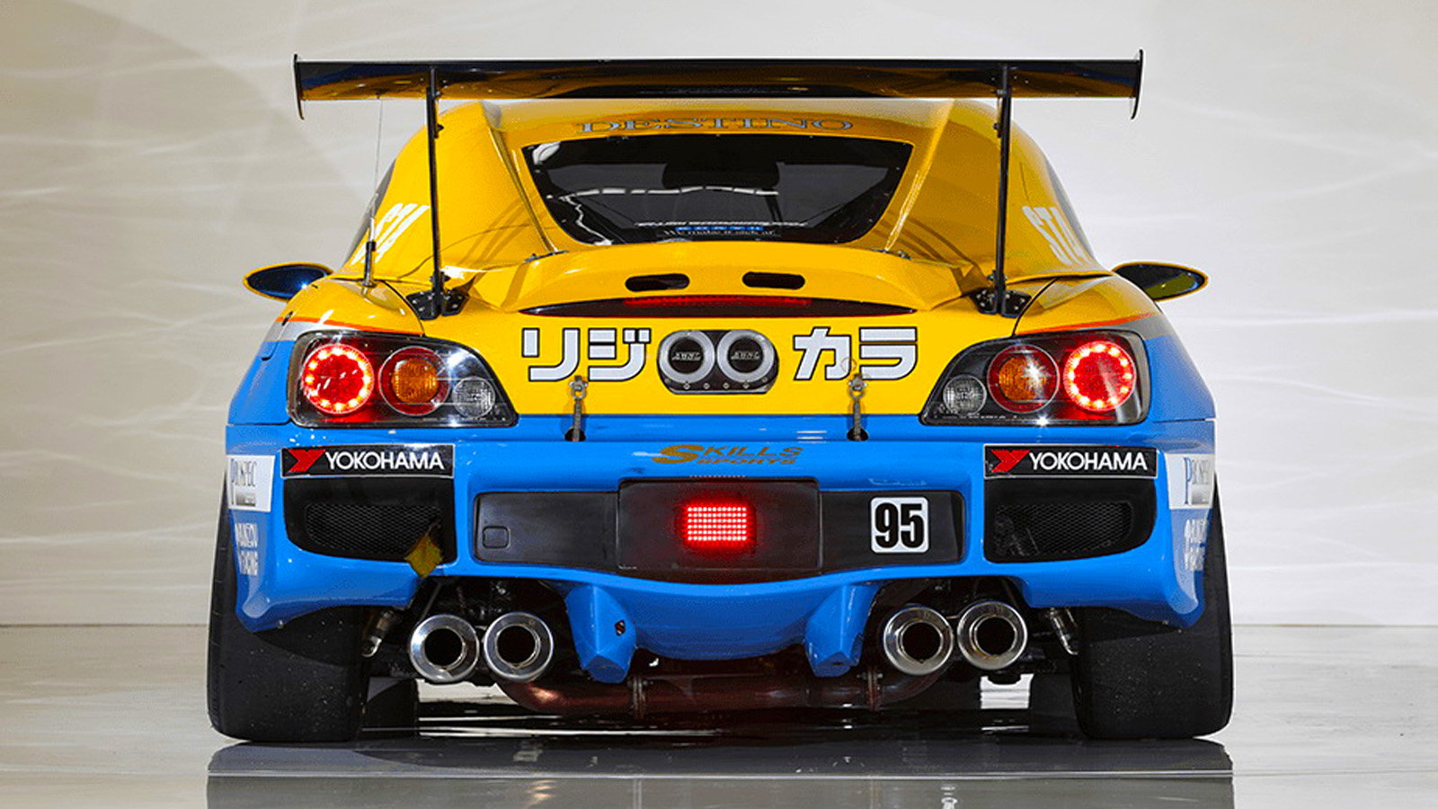 Spoon S2000 and NSX Make Us Pine For the Cars of Yesteryears