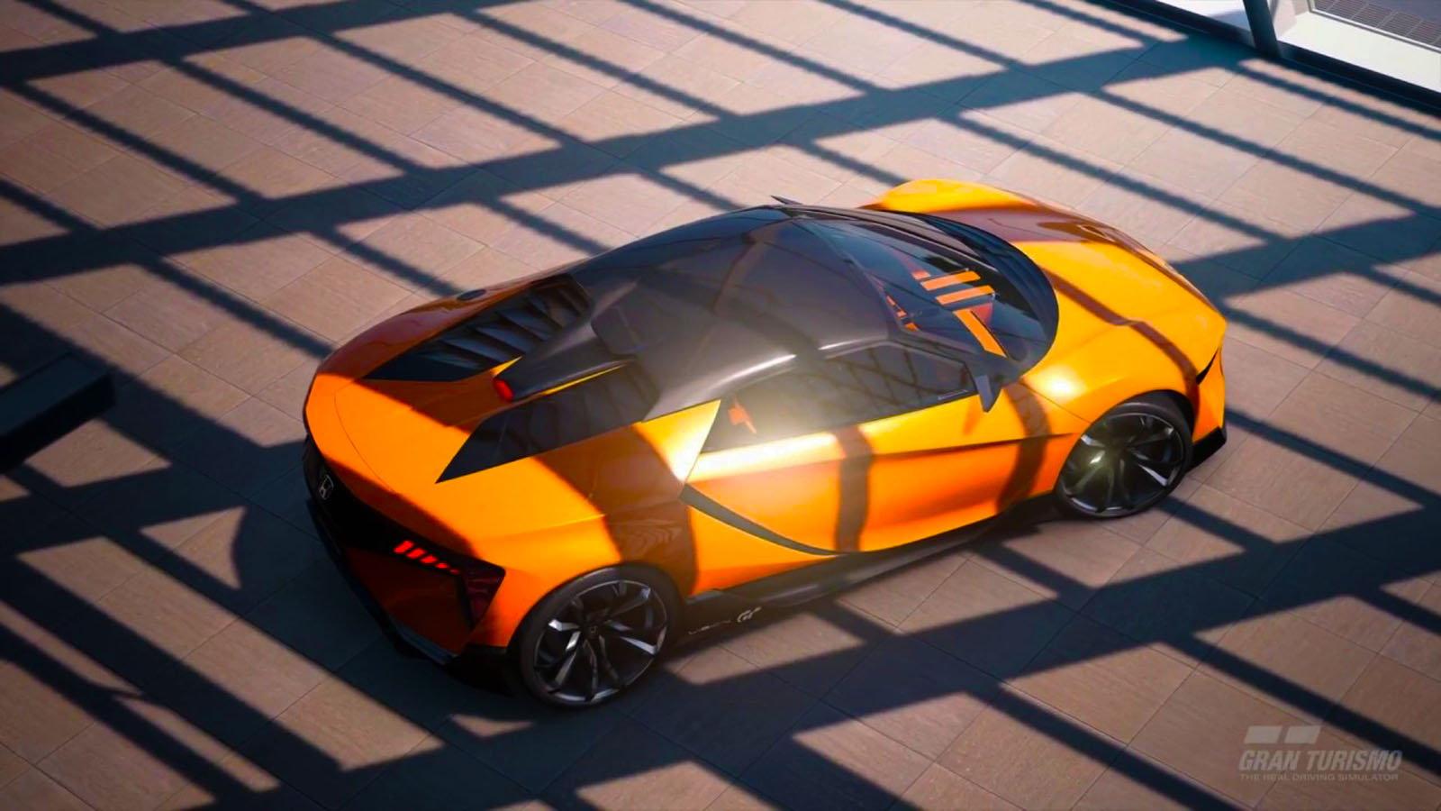 Vision GT Gran Turismo S2000