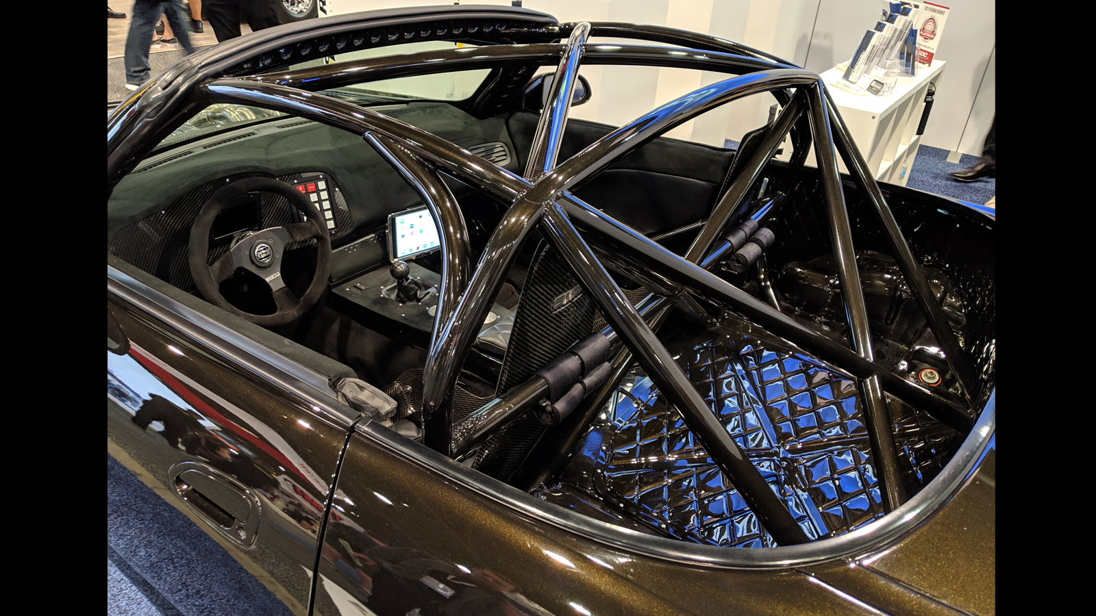 Live from SEMA: This S2000 Brakes Under Pressure
